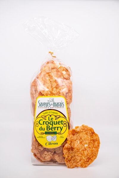 Croquets Citron
