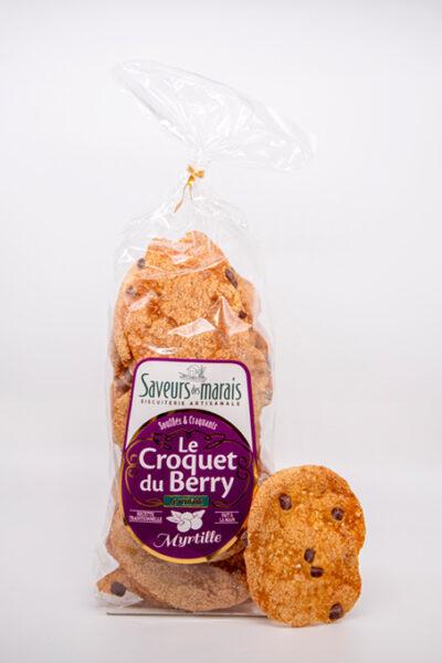 Croquets Myrtille