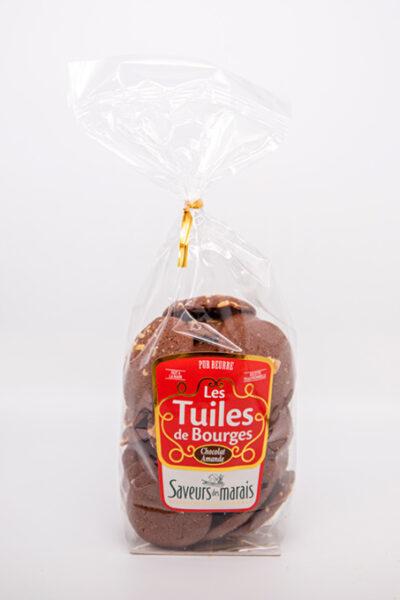 Tuiles Chocolat Amande