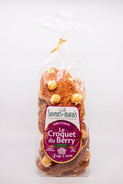 croquet pop corn