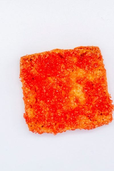 Sablés Orange