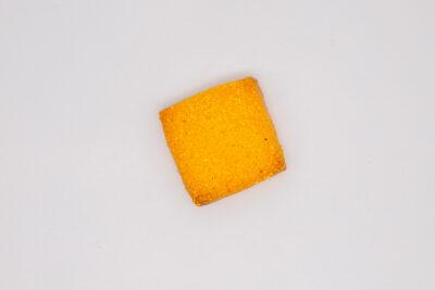 sablé individuel au citron
