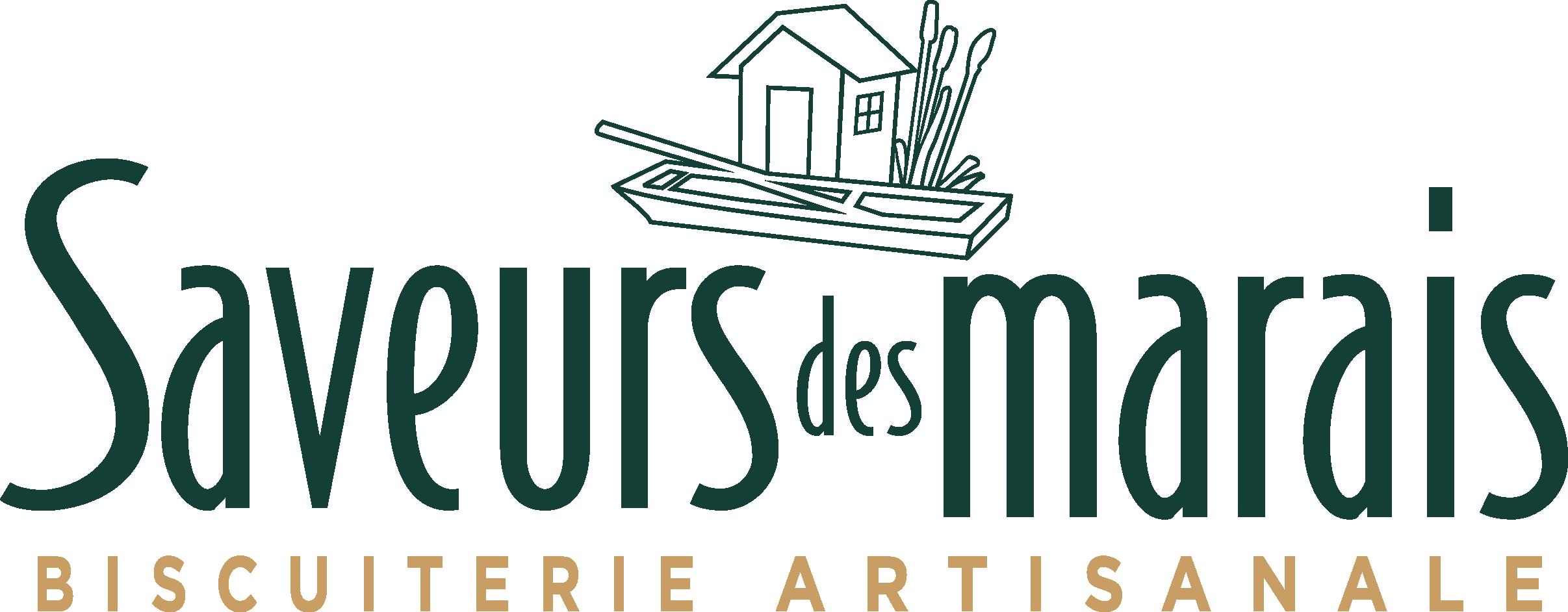 logo couleur Saveurs des Marais