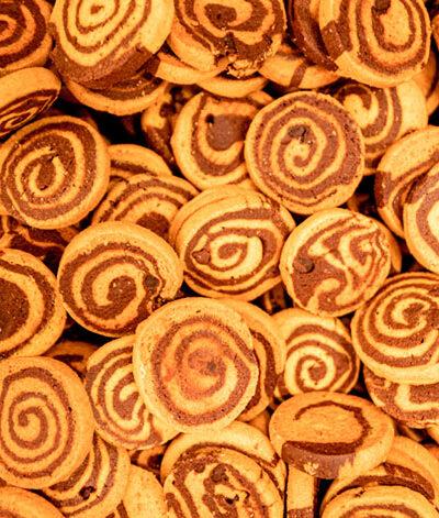 Sablés Duo Chocolat