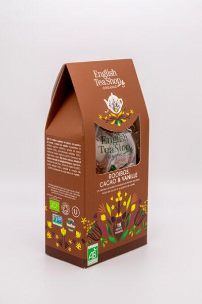 English Tea Shop – Rooibos cacao et vanille