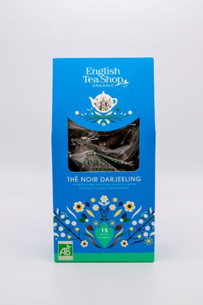 boite de Darjeeling vue de face