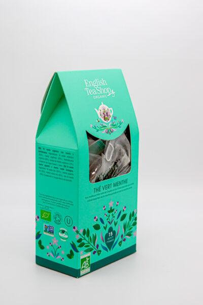 English Tea Shop –  thé vert menthe