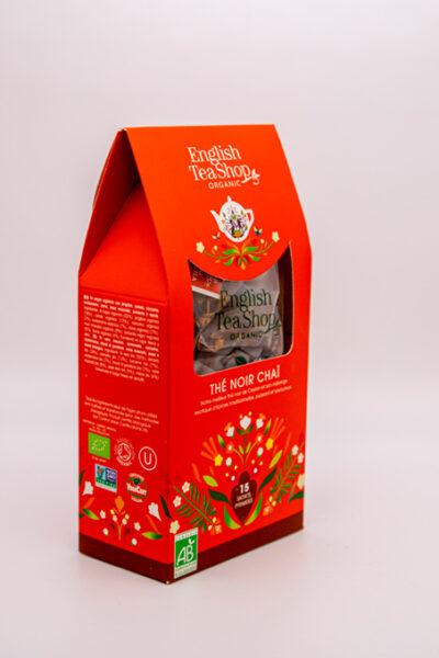 English Tea Shop –  thé noir Chaï