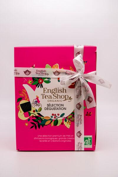 English Tea Shop –  Coffret sélection dégustation