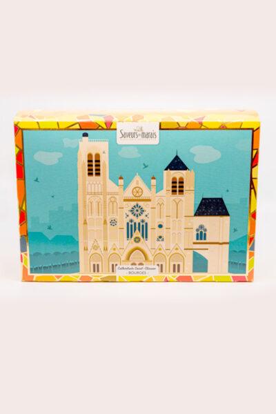 Coffret «cathédrale Saint Etienne»